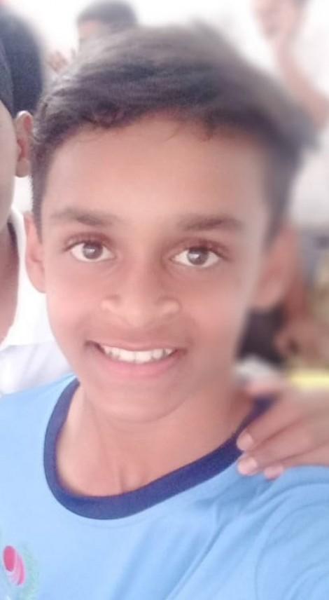 Ashis Dahariya Reg No 20163144