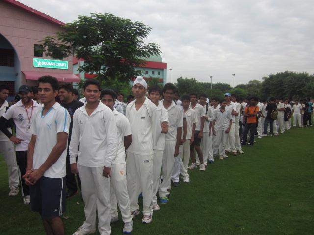 DDA Dwarka Sports Complex, Delhi