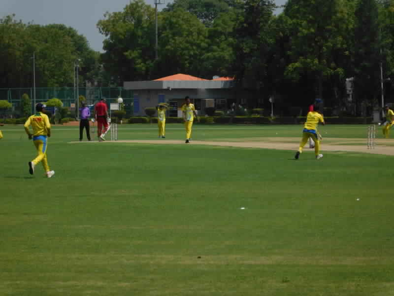 DDA Netaji Subhash Sports Complex, Jasola, Delhi