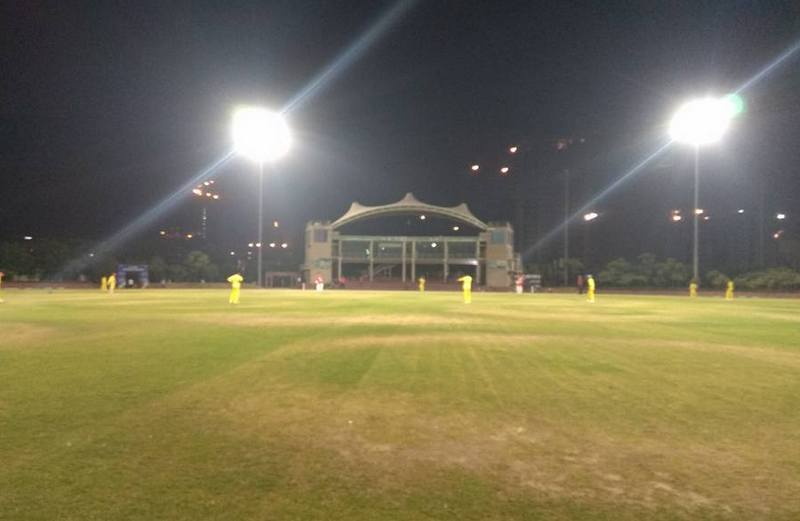 Gaur City Greater Noida Stadium