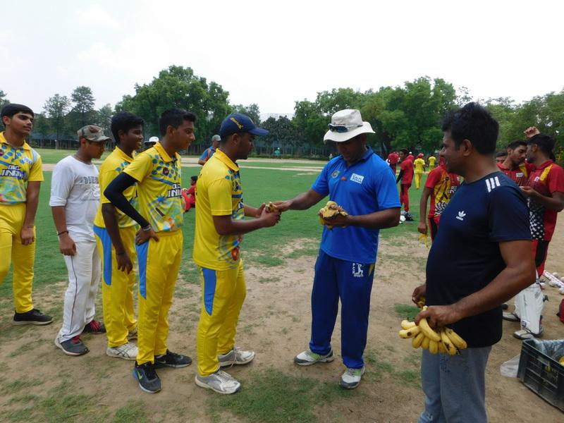 Gurgaon Cricket Ground