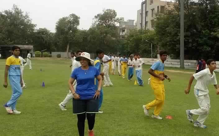 LB Shashtri Cricket Ground Sashtri Nagar, Delhi