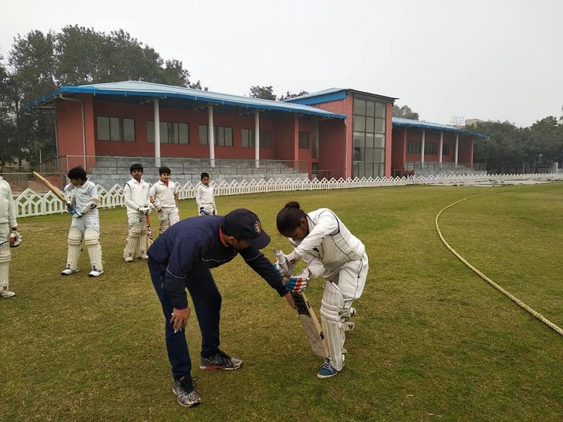 Rashtriy Swabhiman DDA Sports Complex, Pitampura, Delhi