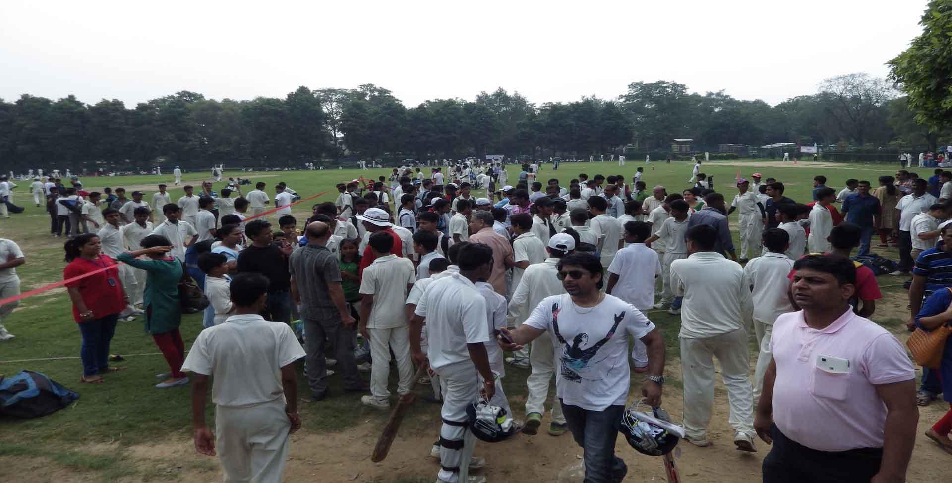 Talkatora Stadium Delhi